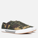 Мужские кеды Fred Perry Vintage Tennis Camo фото- 1