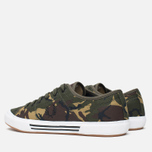Мужские кеды Fred Perry Vintage Tennis Camo фото- 2
