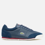 Мужские кеды Lacoste Romeau PUT SPM Dark Blue фото- 0