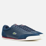 Мужские кеды Lacoste Romeau PUT SPM Dark Blue фото- 1