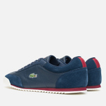 Мужские кеды Lacoste Romeau PUT SPM Dark Blue фото- 2