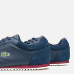 Мужские кеды Lacoste Romeau PUT SPM Dark Blue фото- 5