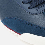 Мужские кеды Lacoste Romeau PUT SPM Dark Blue фото- 7