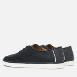 Lacoste Sevrin LCR SRM Men's Plimsoles Black photo- 2