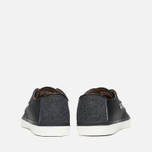 Lacoste Sevrin LCR SRM Men's Plimsoles Black photo- 3