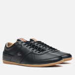 Lacoste Taloire 17 SRM Men's Plimsoles Black photo- 1