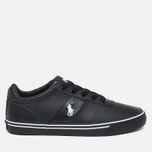 Мужские кеды Polo Ralph Lauren Hanford Black фото- 0
