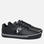 Мужские кеды Polo Ralph Lauren Hanford Black фото- 1