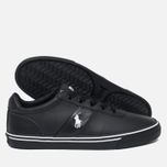 Мужские кеды Polo Ralph Lauren Hanford Black фото- 2