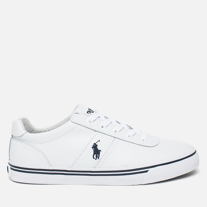 Мужские кеды Polo Ralph Lauren Hanford White