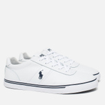Мужские кеды Polo Ralph Lauren Hanford White фото- 1