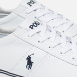 Мужские кеды Polo Ralph Lauren Hanford White фото- 3