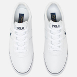 Мужские кеды Polo Ralph Lauren Hanford White фото- 4