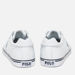 Мужские кеды Polo Ralph Lauren Hanford White фото- 5