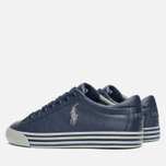 Мужские кеды Polo Ralph Lauren Harvey Newport Navy фото- 2