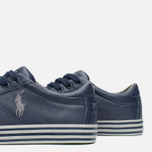 Мужские кеды Polo Ralph Lauren Harvey Newport Navy фото- 5