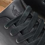 Polo Ralph Lauren Jermain Men's Plimsoles Black photo- 6