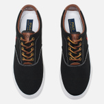 Polo Ralph Lauren Vaughn NE Men's Plimsoles Black photo- 4