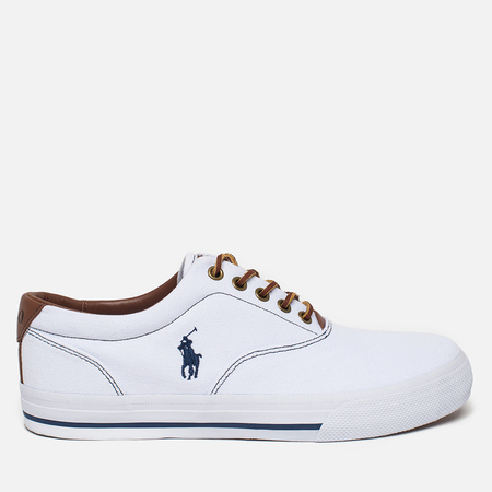Polo Ralph Lauren Vaughn NE Men's Plimsoles White