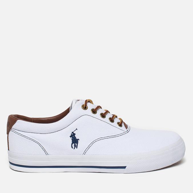 Polo Ralph Lauren Vaughn NE Men's Plimsoles White