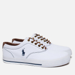 Мужские кеды Polo Ralph Lauren Vaughn NE White фото- 1