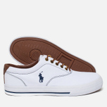 Мужские кеды Polo Ralph Lauren Vaughn NE White фото- 2