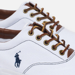 Мужские кеды Polo Ralph Lauren Vaughn NE White фото- 3