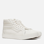 Мужские кеды Vans California SK8-Hi Cup Whisper White фото- 1
