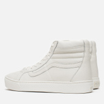 Мужские кеды Vans California SK8-Hi Cup Whisper White фото- 2