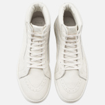 Мужские кеды Vans California SK8-Hi Cup Whisper White фото- 4