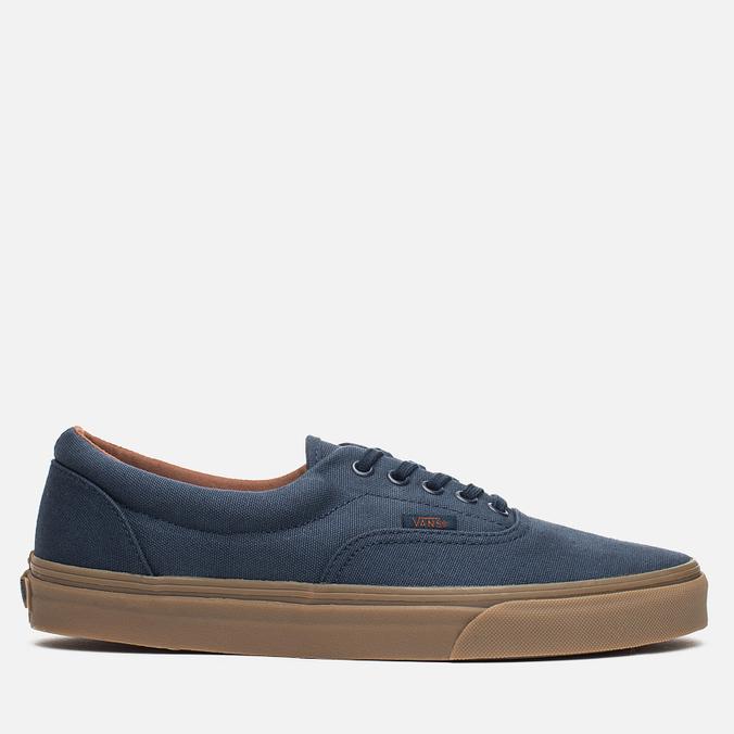 Vans Era Men's Plimsoles Blue Nights/Medium Gum