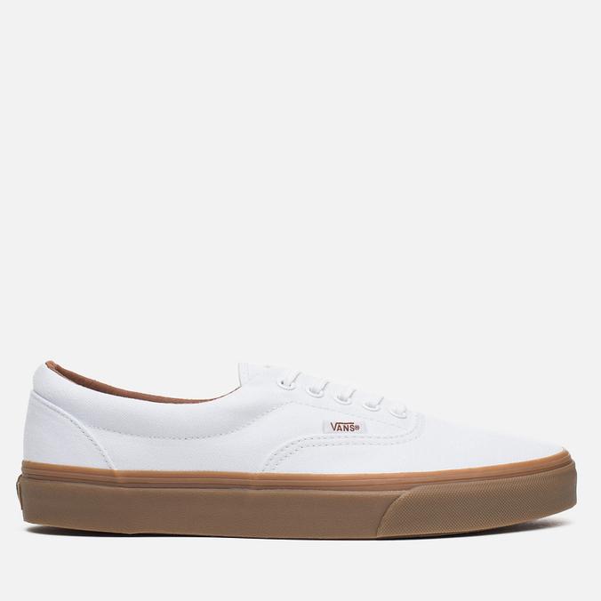 Мужские кеды Vans Gumsole True White/Med Gum