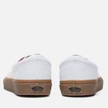 Мужские кеды Vans Gumsole True White/Med Gum фото- 3