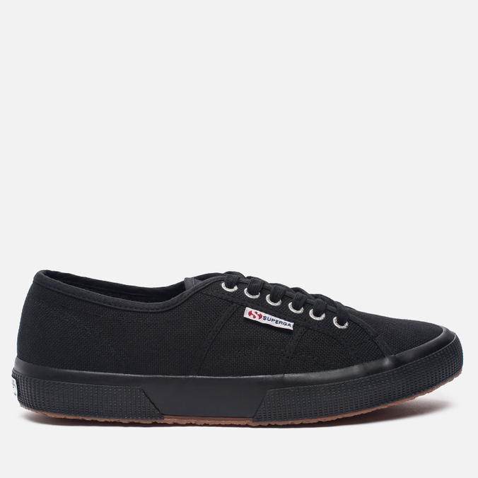 Кеды Superga 2750 Cotu Classic Total Black
