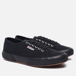 Кеды Superga 2750 Cotu Classic Total Black фото- 1