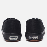 Кеды Superga 2750 Cotu Classic Total Black фото- 3