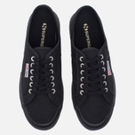 Кеды Superga 2750 Cotu Classic Total Black фото- 4