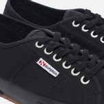 Кеды Superga 2750 Cotu Classic Total Black фото- 5
