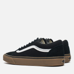 Мужские кеды Vans Old Skool Black/Medium Gum фото- 2