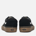 Мужские кеды Vans Old Skool Black/Medium Gum фото- 3