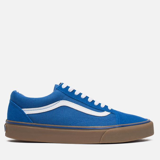 Мужские кеды Vans Old Skool Olympian Blue