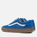 Мужские кеды Vans Old Skool Olympian Blue фото- 2