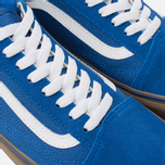 Мужские кеды Vans Old Skool Olympian Blue фото- 5