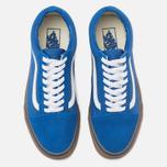 Мужские кеды Vans Old Skool Olympian Blue фото- 4