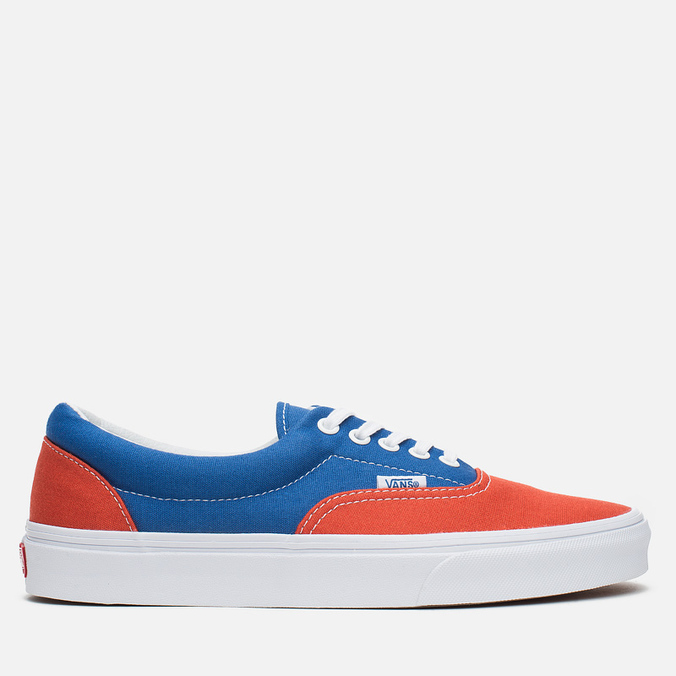 Vans Era Golden Coast Men's Plimsoles Burnt Ochre/Olympian Blue