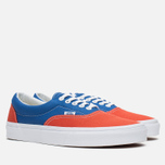 Мужские кеды Vans Era Golden Coast Burnt Ochre/Olympian Blue фото- 1