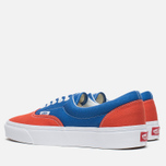 Мужские кеды Vans Era Golden Coast Burnt Ochre/Olympian Blue фото- 2