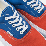 Мужские кеды Vans Era Golden Coast Burnt Ochre/Olympian Blue фото- 6