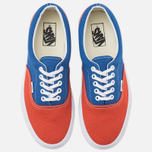 Мужские кеды Vans Era Golden Coast Burnt Ochre/Olympian Blue фото- 4