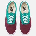 Мужские кеды Vans Era Golden Coast Windsor Wine/Alhambra фото- 4